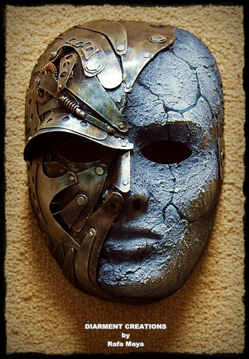 steampunk_metal_stone_mask_by_diarment-d3a4lpv