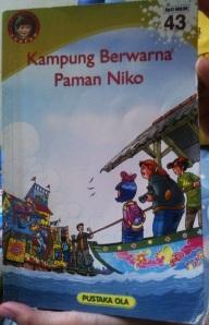 Penerbit : PT Penerbitan Sarana Bobo